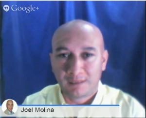 Entrevista a Joel Molina desde Japon