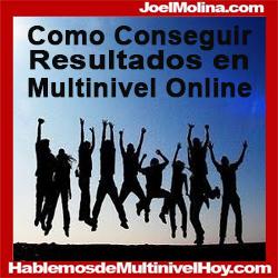 Como Conseguir Resultados en Multinivel Online