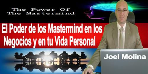 El Poder de los Mastermind