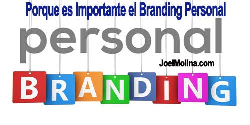 Porque es Importante el Branding Personal en los Negocios Online