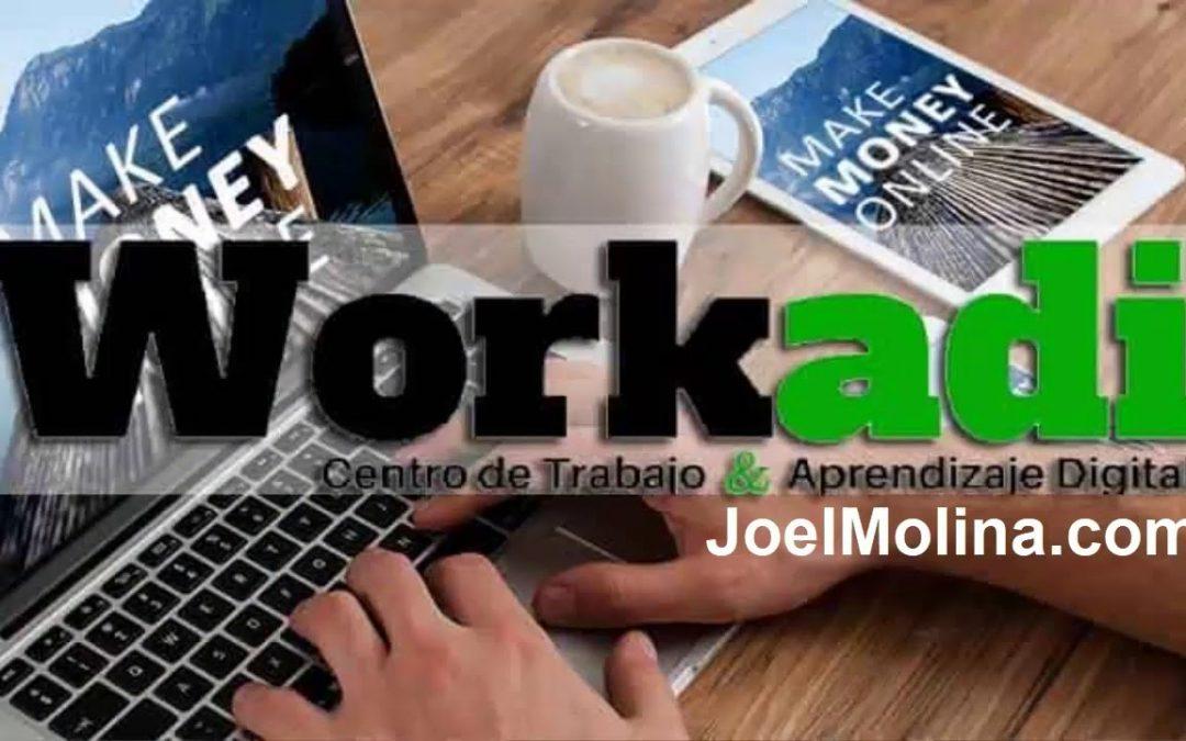 Workadi Como Ganar Dinero con Marketing de Afiliados por Internet