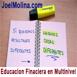 Educación Financiera en Multinivel