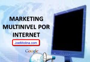 Multinivel Online Por qué Debes usar Internet