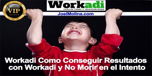 Workadi Como Conseguir Resultados con Workadi