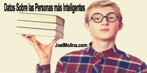 Datos Sobre las Personas más Inteligentes