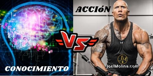 Tener Conocimiento Vs Tomar Acción (El valor de poner en práctica) - Joel Molina