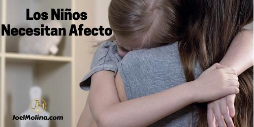 Cómo Afecta el Cariño que Reciben los Niños Pequeños en su Vida Adulta