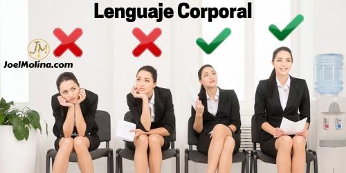 Más de 3 maneras de utilizar el lenguaje corporal a tu favor