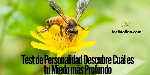 Test de Personalidad Descubre Cuál es tu Miedo más Profundo