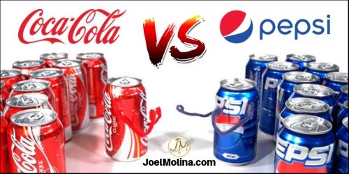 Porque Coca Cola y Pepsi Siempre se han Estado Retando Aplicalo a Negocios Online
