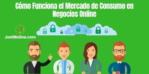 Cómo Funciona el Mercado de Consumo en Negocios Online