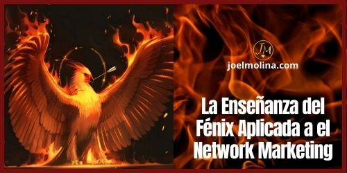 La Enseñanza del Fénix Aplicada en el Network Marketing
