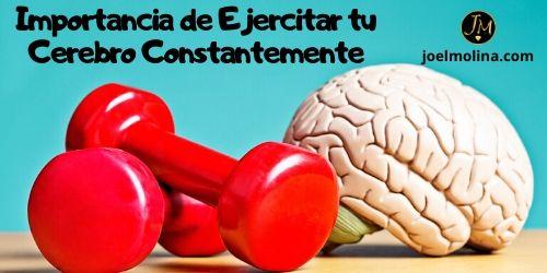 Importancia de Ejercitar tu Cerebro Constantemente en Redes de Mercadeo
