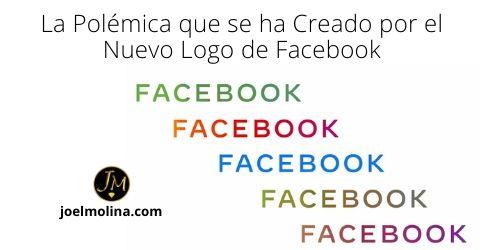 La Polémica que se ha Creado por el Nuevo Logo de Facebook