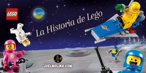 La Historia de Lego para Líderes y Emprendedores en Negocios Online - Joel Molina