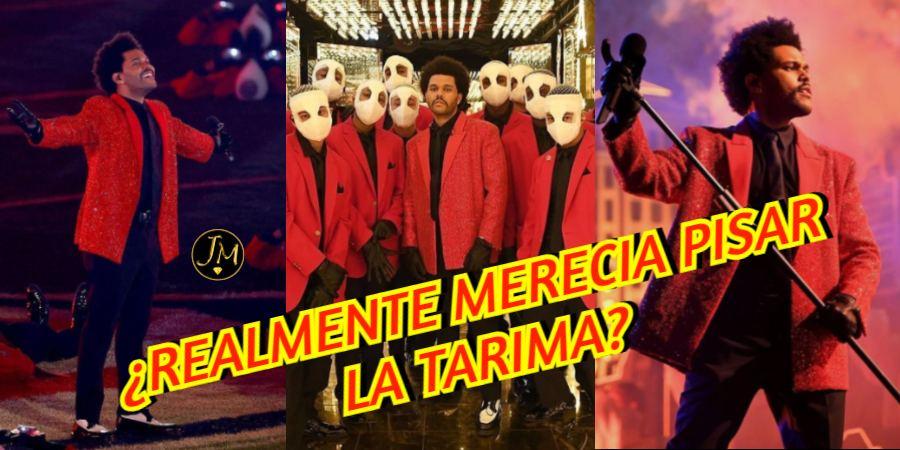 The Weeknd en el Super Bowl ¿Realmente Merecía Pisar la Tarima?