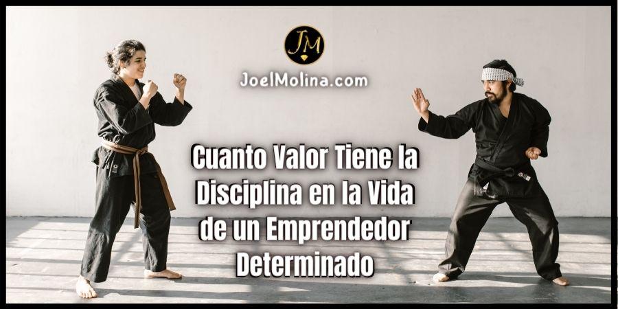 Cuanto Valor Tiene la Disciplina en la Vida de un Emprendedor Determinado