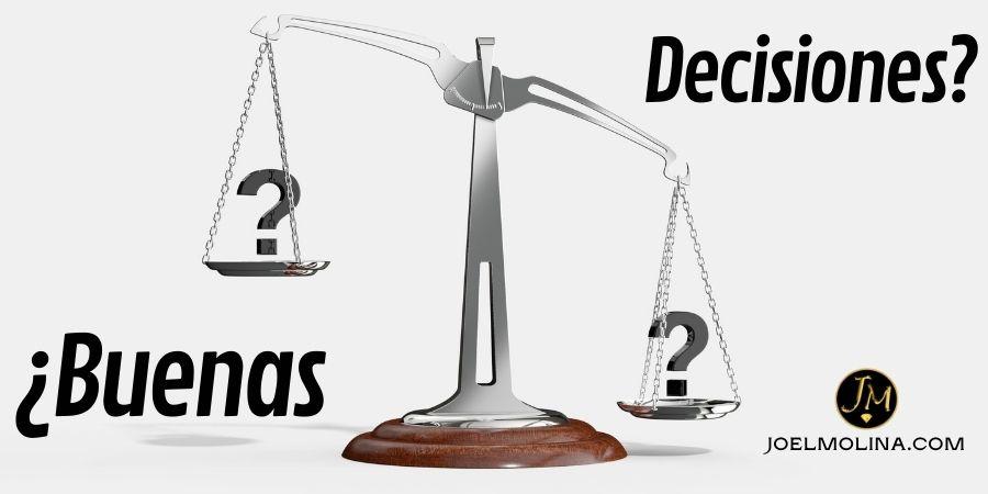 Porque es tan Importante Saber que Decisiones Tomar en tu Negocio