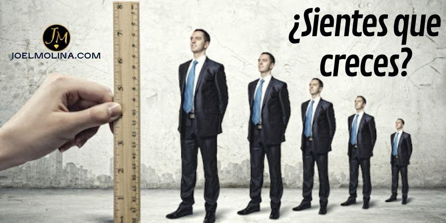 Porque los Emprendedores Alcanzan Tanto Crecimiento a Nivel Personal