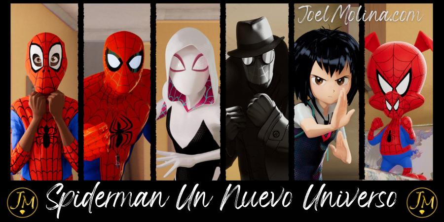 3 Enseñanzas de la Película Spider-Man Un Nuevo Universo